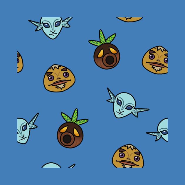 Zelda Masks