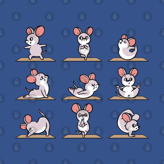Mouse Yoga