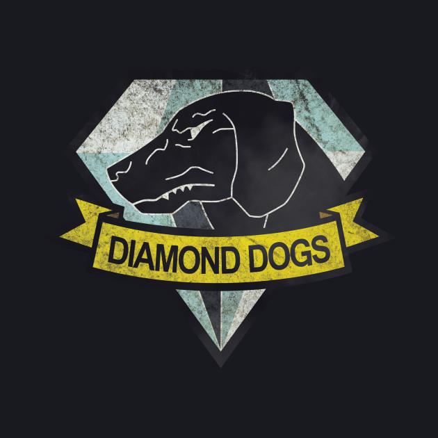 Diamond Dogs (Distressed) - Metal Gear Solid V: The Phantom Pain