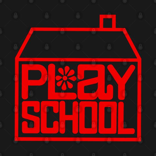 Play School ∆∆ 1970s Hauntology Tribute