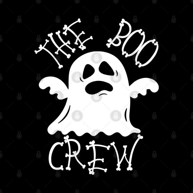 The boo crew, Halloween ghost