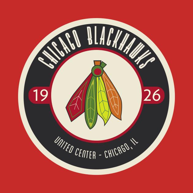 Chicago Hockey Blackhawks