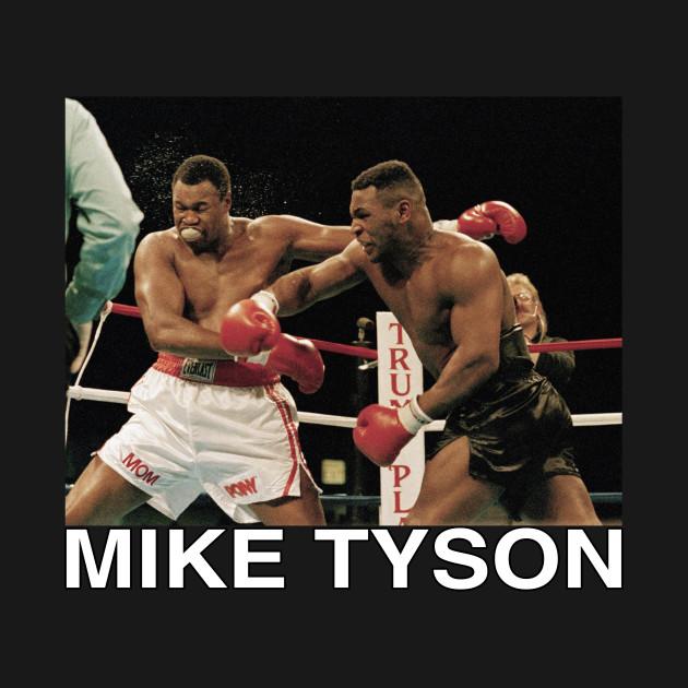d530bb89b Mike Tyson knockout - Mike Tyson - Camiseta Para Niños
