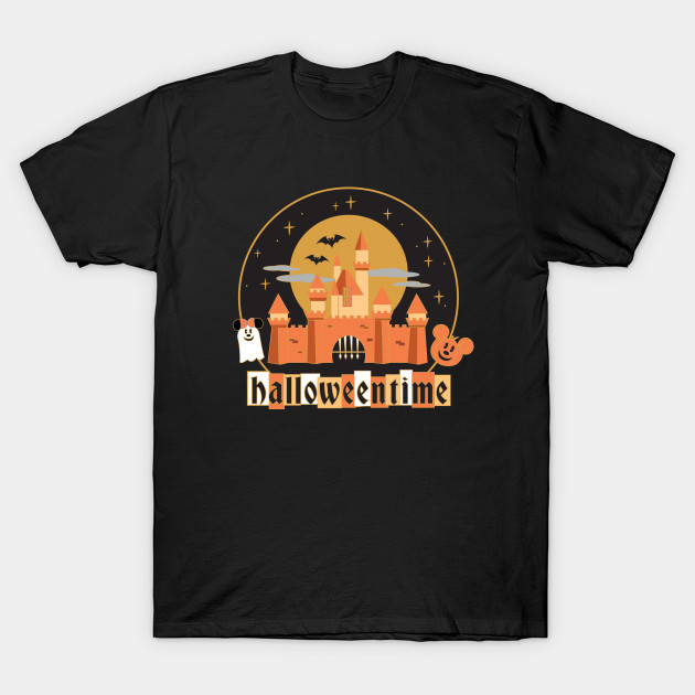 Halloween Time in The Kingdom T-Shirt