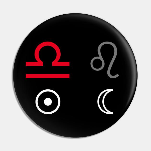 Libra Sun Leo Moon Zodiac Sign