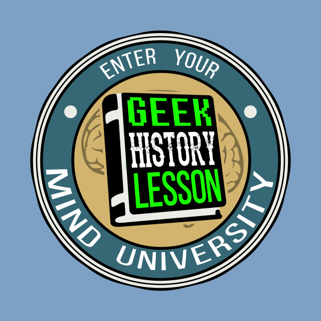GeeK History Lesson - New Logo!