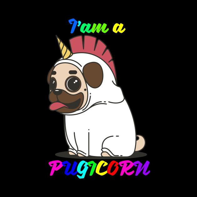 I'am a Pugicorn