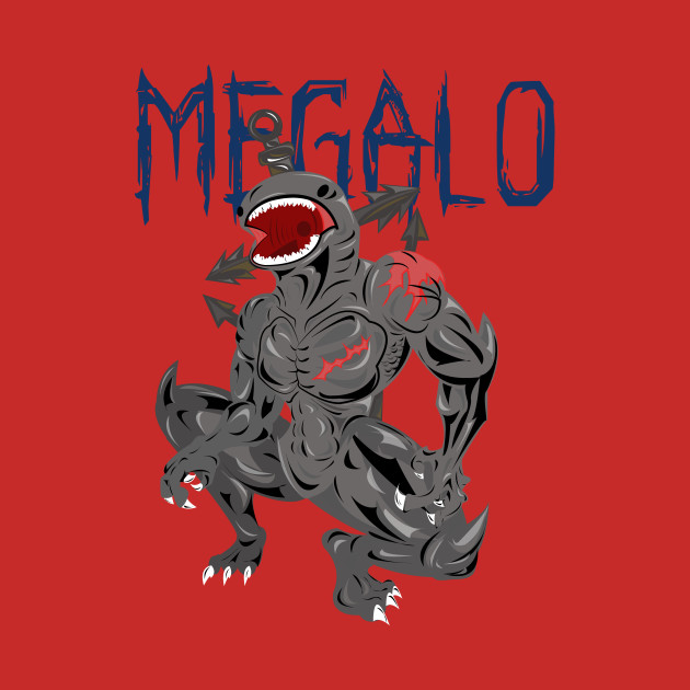 Megalo - Prehistoric Terror from the Deep