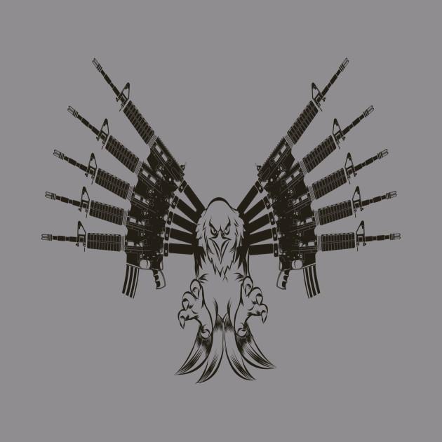 AR-15 Eagle