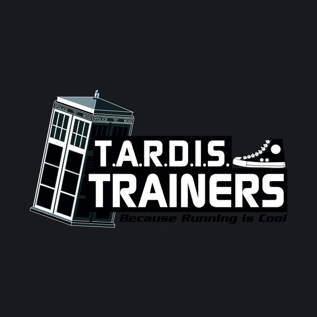 TARDIS Trainers