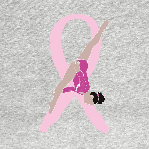 Breast Cancer Awareness: Laurie Hernandez 2