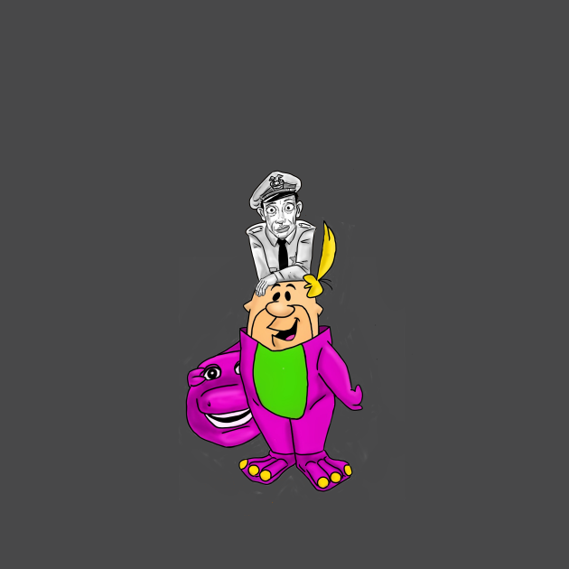 Barney Barney and Barney