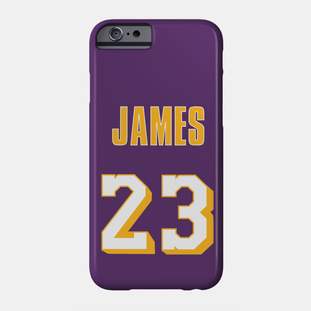 best loved 89d40 db2e6 LeBron James Throwback Lakers Jersey 2