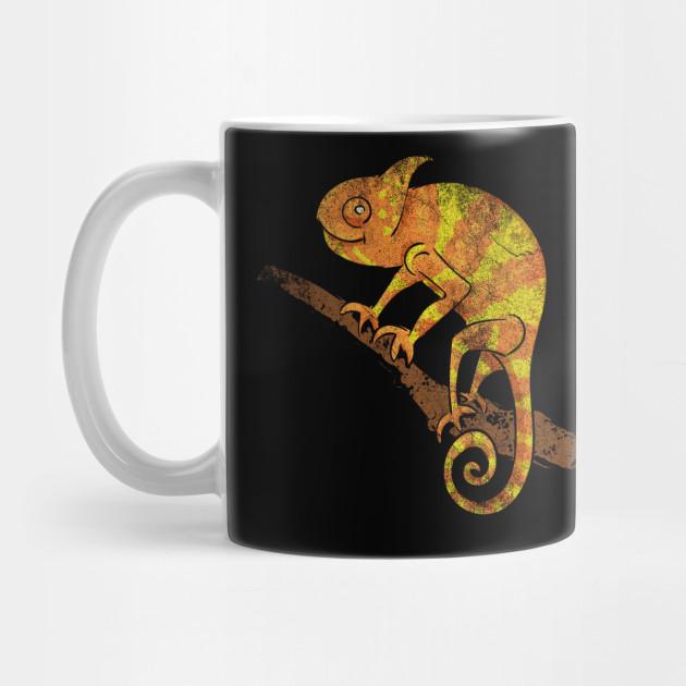 Chameleon Pet Cute Retro Reptile Reptile Mug Teepublic,Sun Conure For Sale