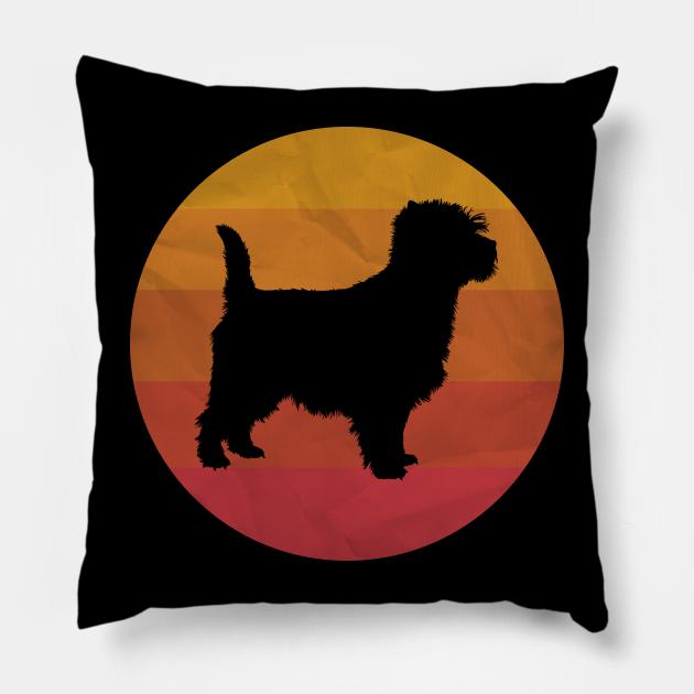Retro Vintage Cairn Terrier