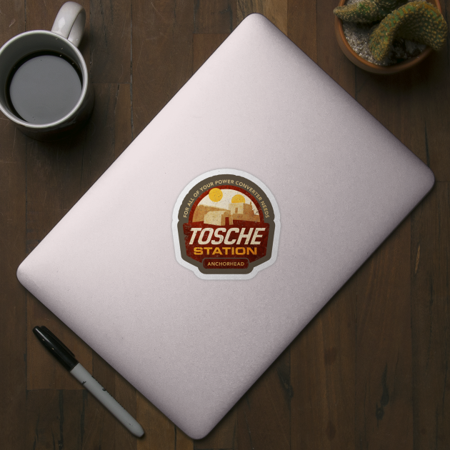 Tosche Station Decal