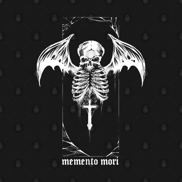 Memento Mori Skull Demon
