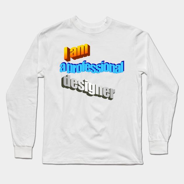 Professional Wordart Design T Shirt