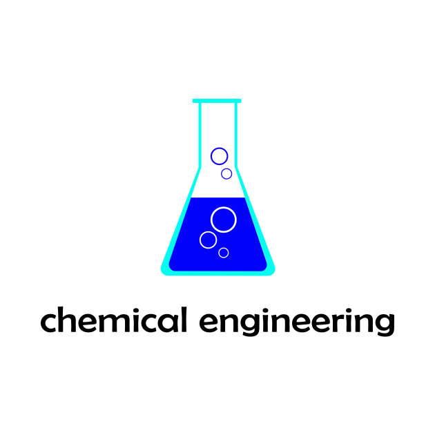 chemical engineering logo engineer t-shirt