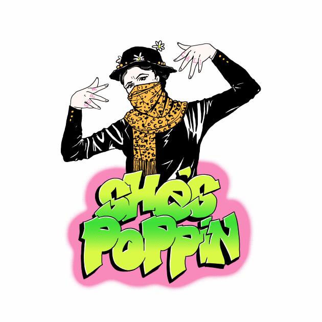 She's Poppin