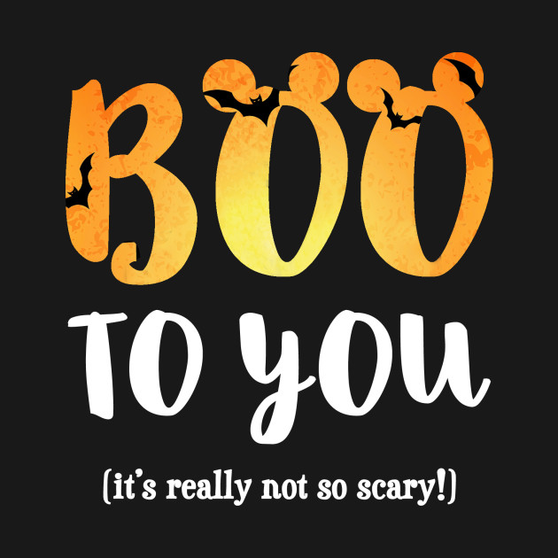 Boo to You