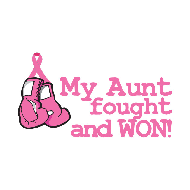 My Aunt fought and Won!