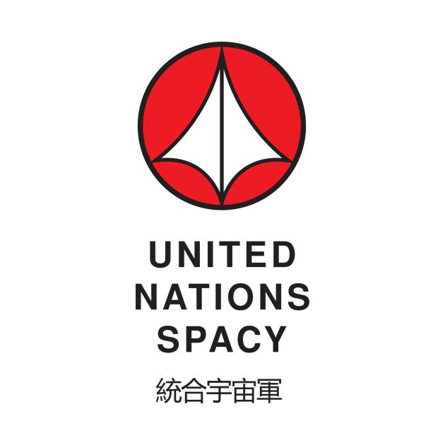Macross U.N. Spacy Logo