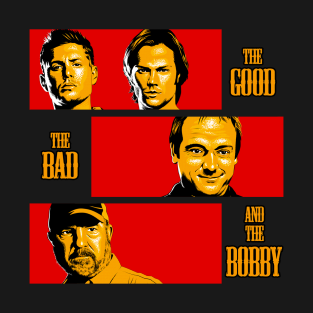 The Good, The Bad, And The Bobby