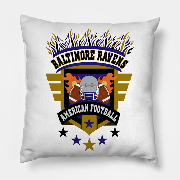 Baltimore Ravens Football Team Gift Fan Lover