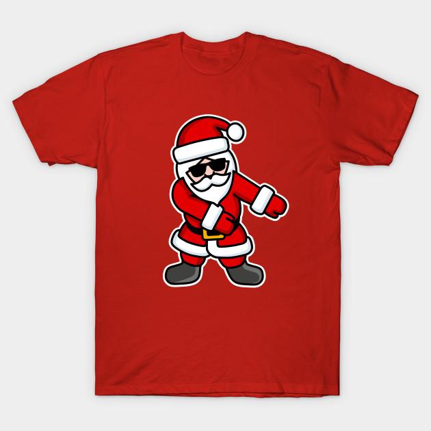 Santa Flossing Ugly Sweater Hoodie Merry Christmas Floss Xmas Sweatshirt