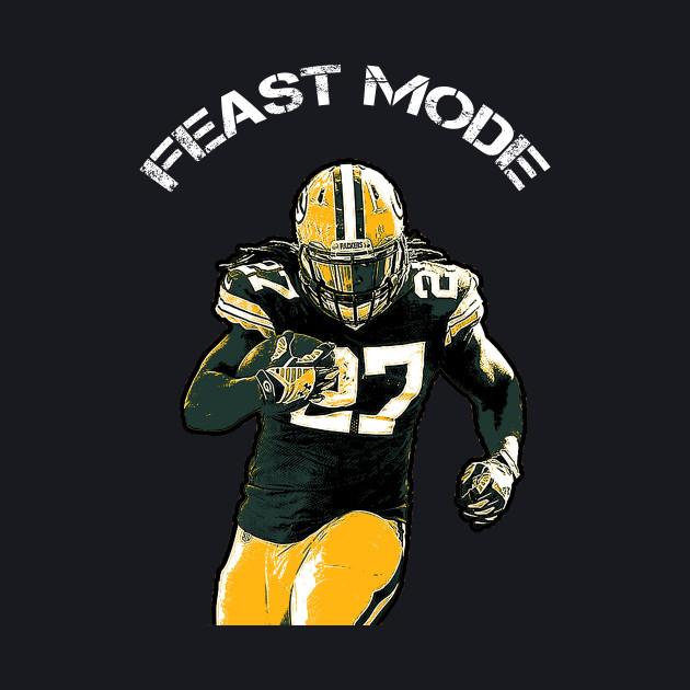 Eddie Lacy Feast Mode