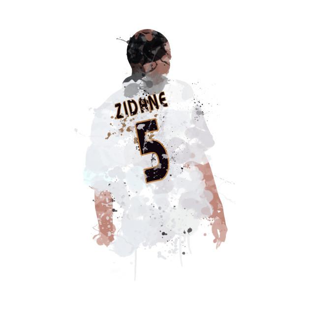 Zinedine Zidane - Real Madrid Legend