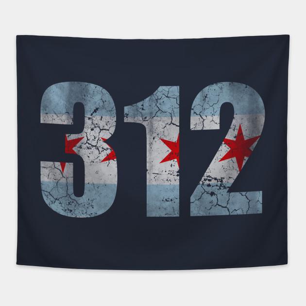 Chicago Flag 312