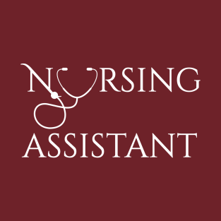 5991a61d52251 Nursing Assistant T-Shirts   TeePublic