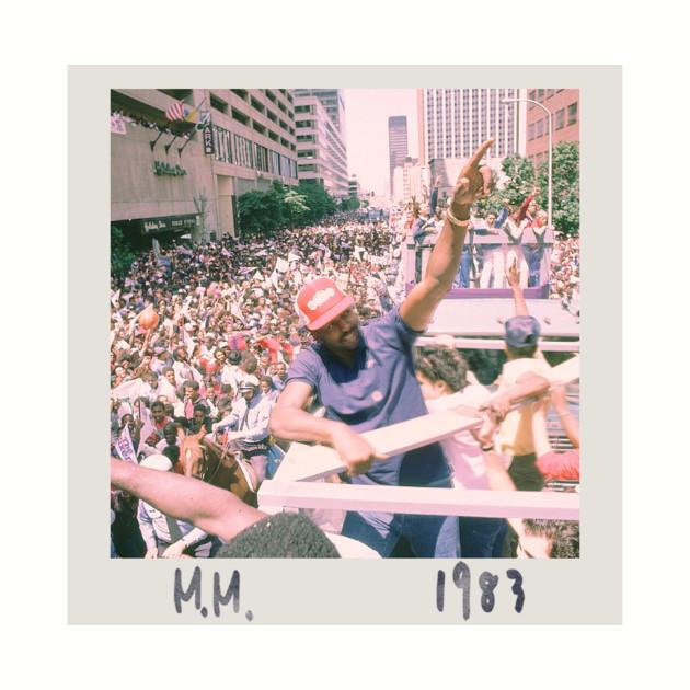 Moses Malone: 1983