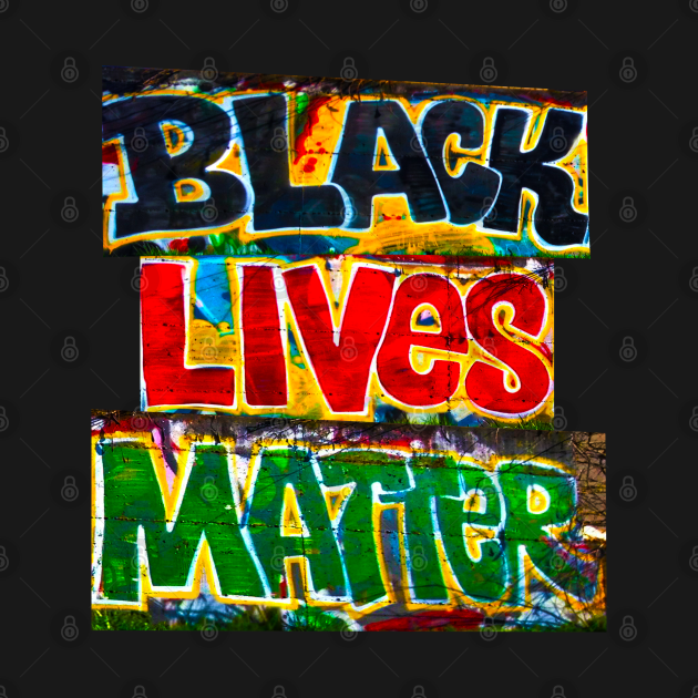 Black Lives Matter Graffiti Wall, TPSSG