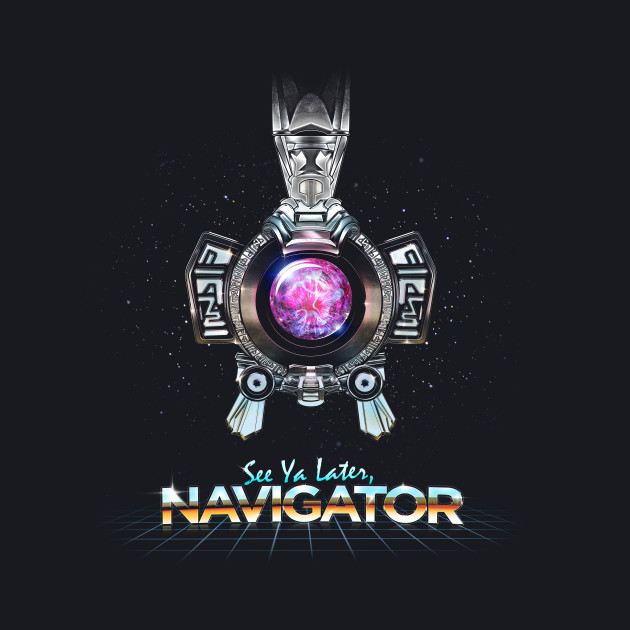 See Ya Later Navigator