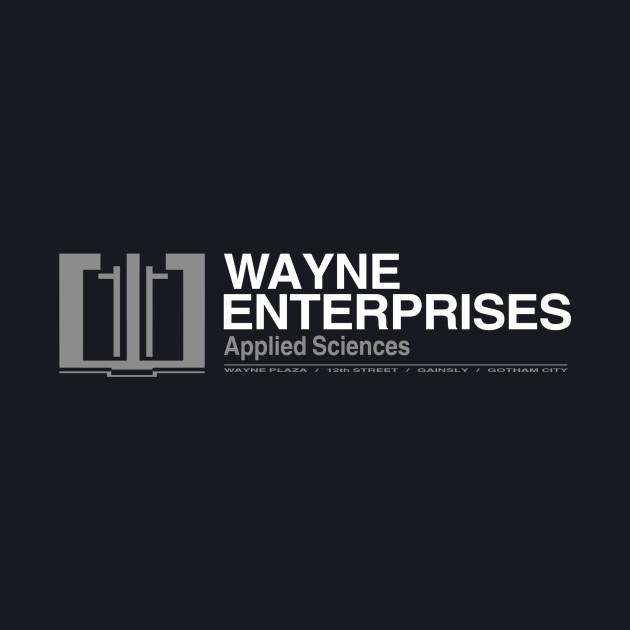 Wayne Enterprises - Applied Sciences
