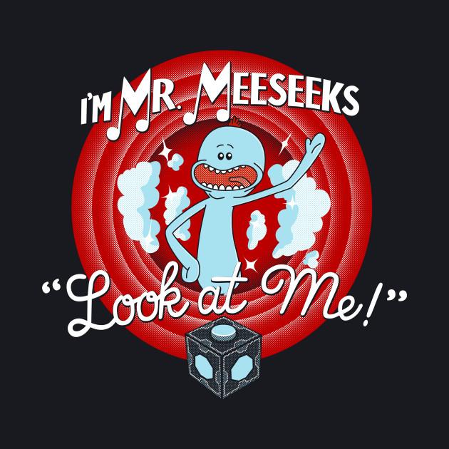 Merrie Mr. Meeseeks