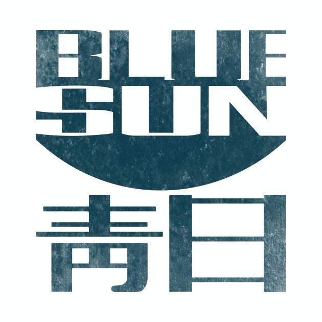 Jayne's Blue Sun T-Shirt