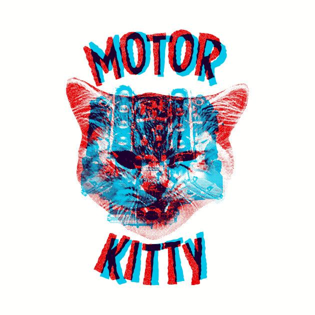 Motor Kitty