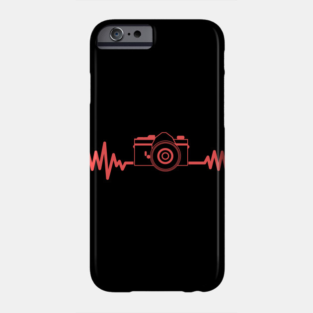HeartBeat Photography Phone Case