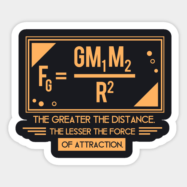 75f12506aa The greater distance the lesser force - Boyfriend Couple Things ...