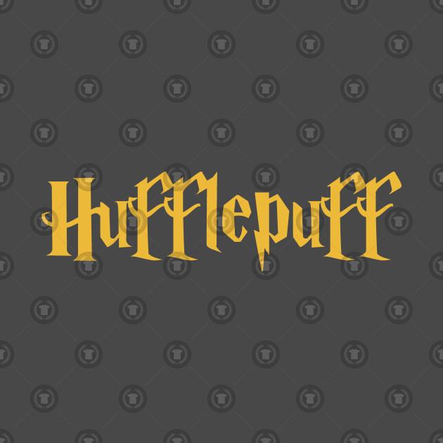 Hufflepuff in Yellow