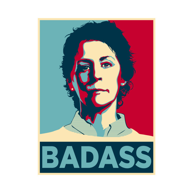 CAROL PELETIER BADASS (The Walking Dead)