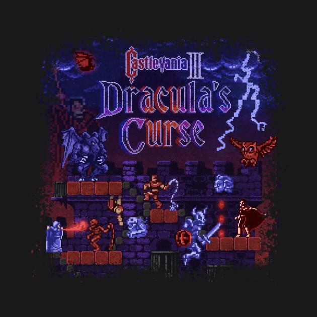 Curse Vania Dracula's Castle 3