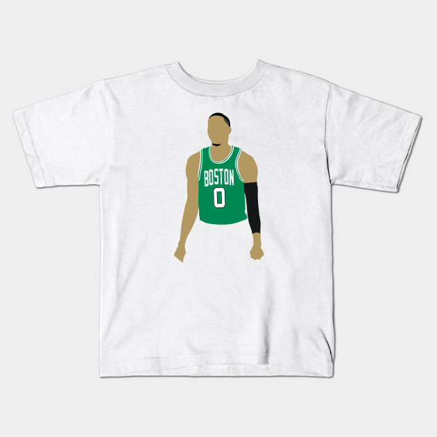 the best attitude 6c4b8 5b6e1 Jayson Tatum Celtics