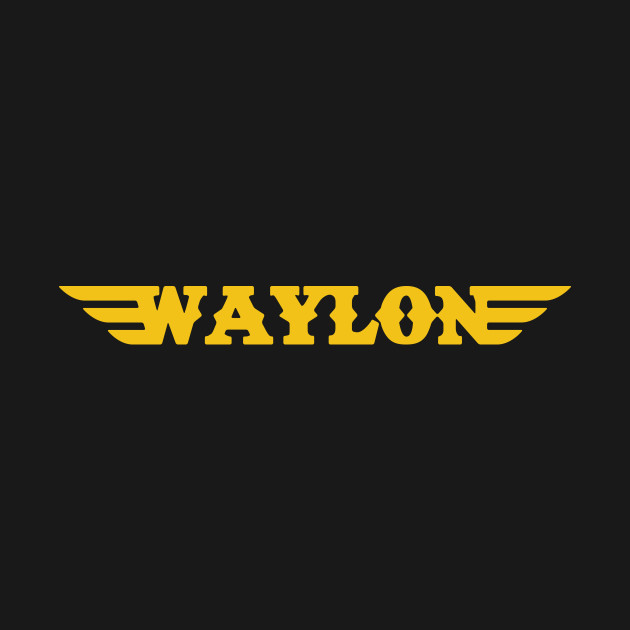 Waylon Jennings Logo Waylon Jennings Phone Case Teepublic