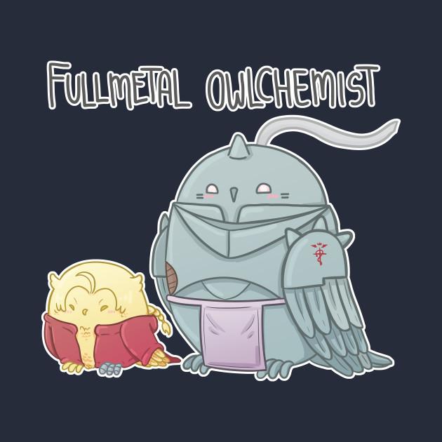 Fullmetal Owlchemist