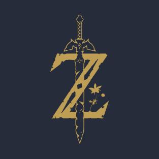 Zelda t-shirts